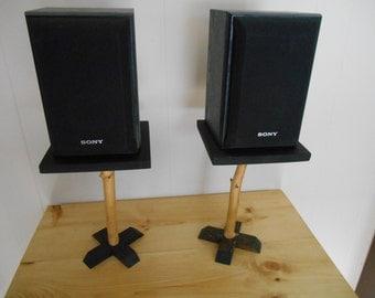 Bookshelf Speaker Stands