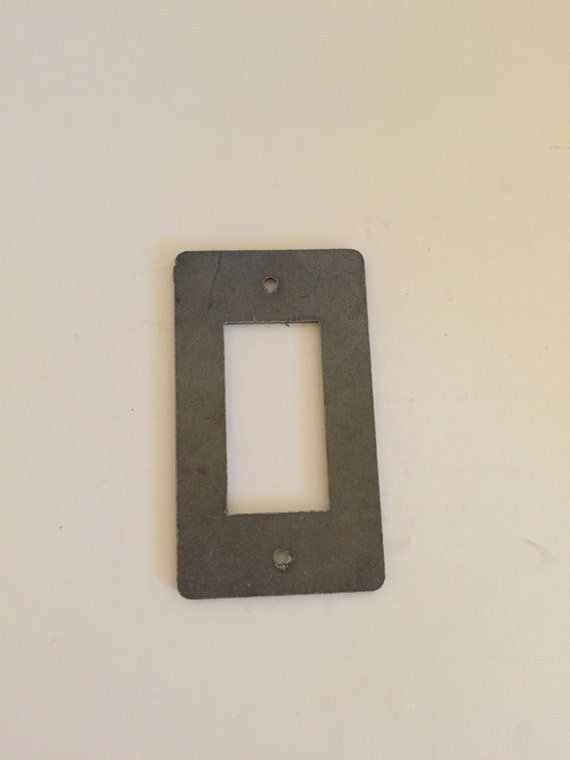 Metal Light Switch Plates Covers To Match By