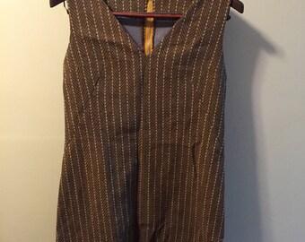 Stylish Vintage Hand Made Dress