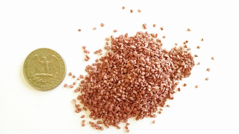 Crushed Gemstone For Inlays : Crushed jasper stone inlay fine medium or coarse by