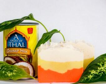 Paradise Island - Homemade Soap