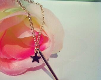 Collar tube Golden Star