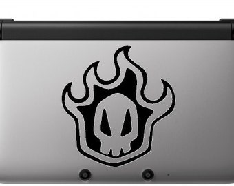 Anime Reaper Inspired Vinyl Decal
