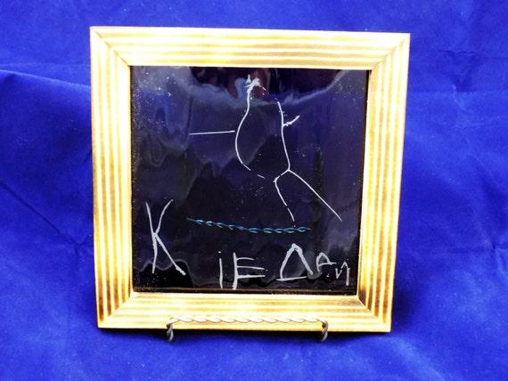 Children's Art - Preserve Your Child's Artwork - Mother's Day Gift - Father's Day Gift- Grandparent's Gift - Kid's Room Art - Custom Art