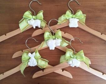 Hangers For Kids' Wardrobe (x5)