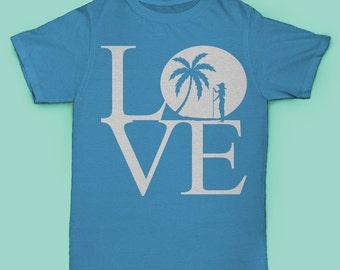 Love Sup (standup paddleboard) Shirt