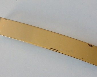 "Goody New Gold 2-1/4"" Hair Barrette"