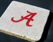 Stone Coaster Set Of 4, Alabama Fans-Gifts