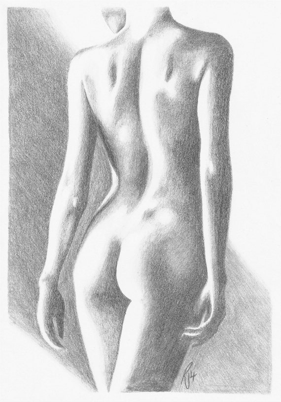 Pencil Nude 103