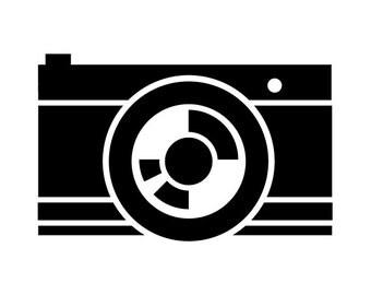 Vintage camera 35 mm.