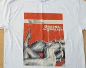 Queens Of The Stone Age T-Shirt Kyuss Fu Manchu Stoner Rock Punk Sex Pistols Damned Buzzcocks 999 Clash Johnny Rotten, Sid Vicious