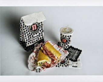 Food Photography-Jimmy Johns w/ Rhinestones-Still Life