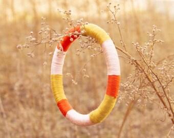 CUSTOMIZABLE - Color-Blocked Bracelet - BANGLE