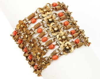 Ethnic Inspired Bracelet
