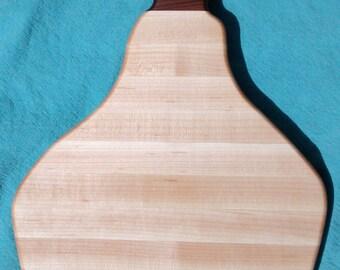 Pear Cutting Board