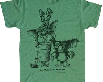 Saint Patricks Day Shirt Gremlins Mogwai Men's T-Shirt