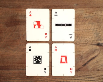 Archi-deck - Architect's Playing Cards