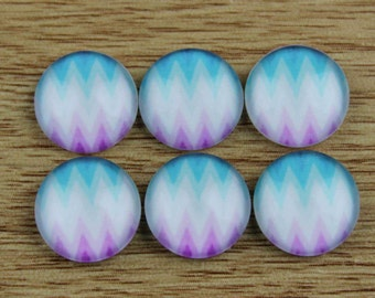 10 pcs 12mm Handmade photo glass cabochon cabs-563-2