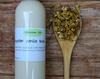 Egyptian Vanilla Body Lotion