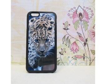 Leopard - Rubber iPhone Case