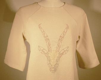 sweatshirt summer embrodery