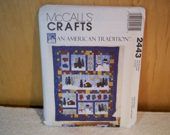 McCall's Crafts American Tradition 2443 pattern