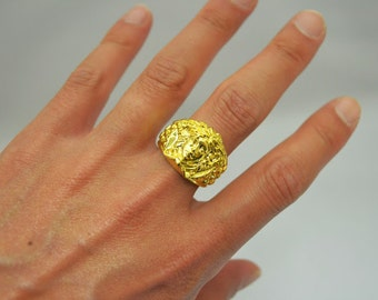 Asap Rocky Double Mens Finger Rings
