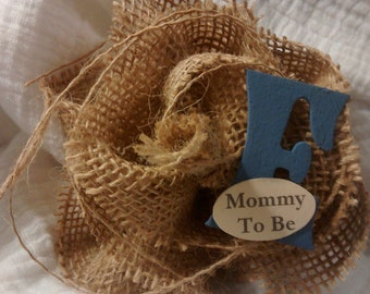 Mommy or Mama To Be Pin