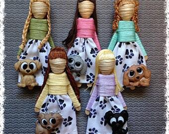 Worry Dolls - Mans Best Friend Worry Doll
