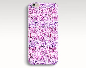 iPhone 6 Case, Purple iPhone 5s Case, Floral iPhone 6 Plus Case, iPhone 5C Case, iPhone Case, iPhone 5 Case, iPhone 4s Case Pattern iPhone 6