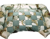 SM/Med Patchwork Quilted Dog Cat Pet Bed Handmade   15% to SPCA