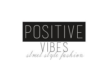 Fashion blog logo, blogger logo, logo for blog, boutique logo, modern logo, minimal logo, simple logo, fashion logo design, box logo, logo