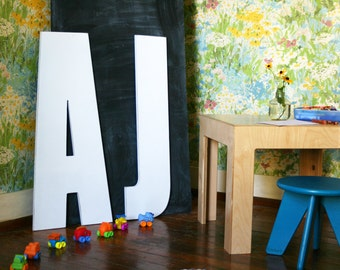 Large Wall Letter - 30 Inch
