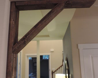 Rustic farmhouse-Inspired corbels