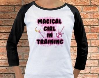Magical Girl In Training Tee