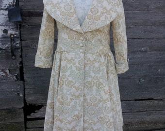 SALE!!! Vintage Inspired Women's Coat - Size 16/18