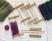 Handcrafted Hairpin Lace Loom / Tool From Chetnanigans