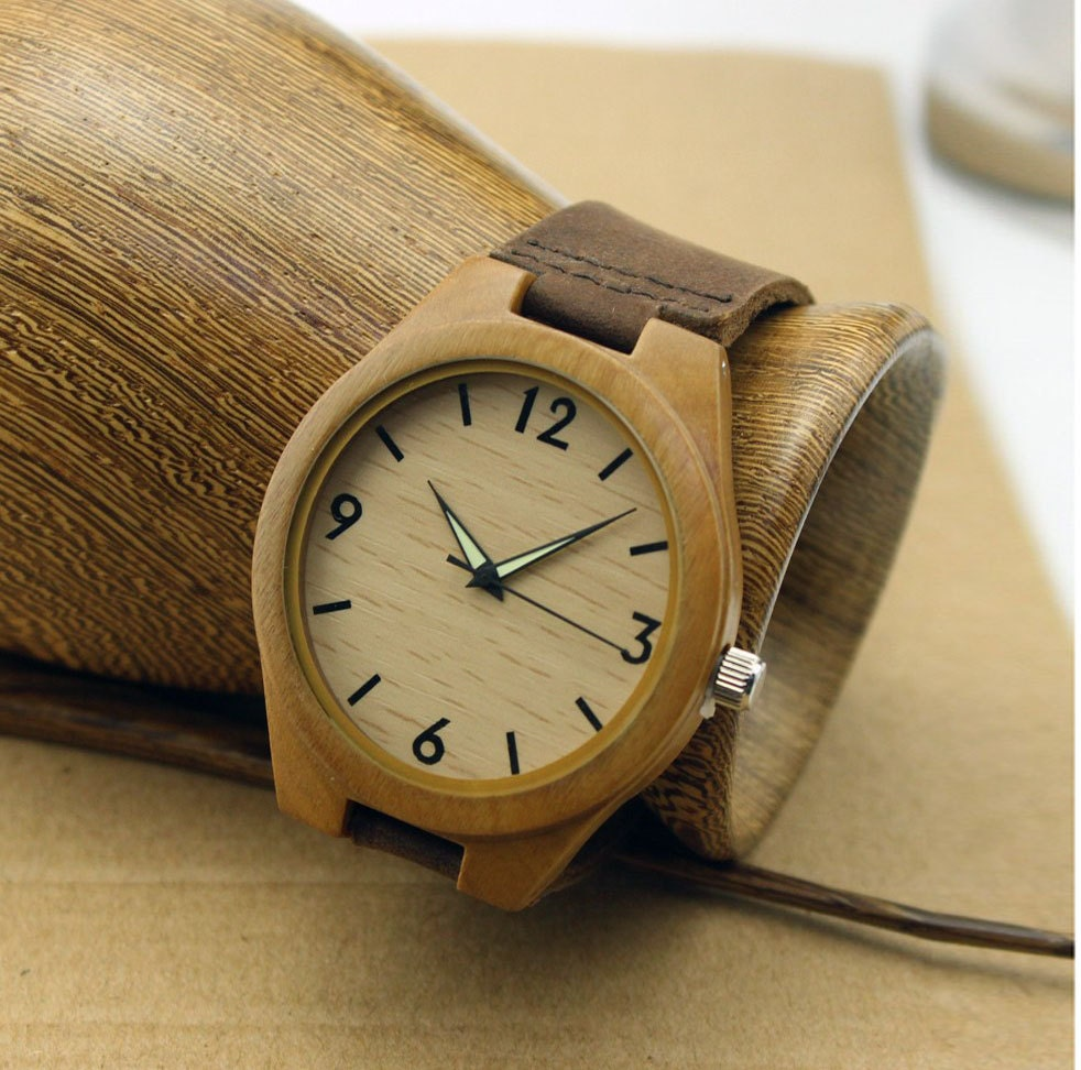 wood wooden watches womens mens by