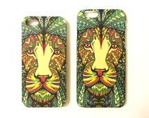 iPhone Case / Animal print iPhone 6 case / Animal print iPhone 5 case / Samsung S5 case / Samsung case / Animal
