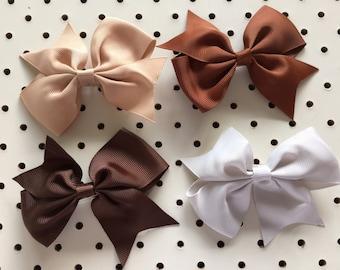 Baby Ribbon Hair Clip