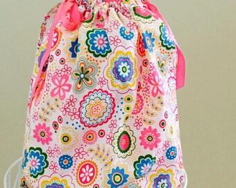 Pink Wildflower Dress Size 12 Months