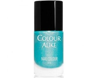 Holographic nail polish no 512