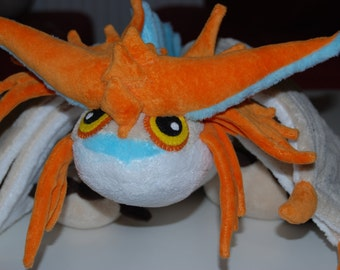 Cloudjumper dragon plush