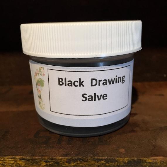 Buy black drawing salve