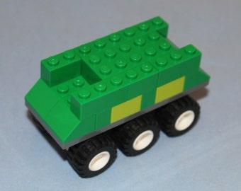 Tank Hundred Lego Creation
