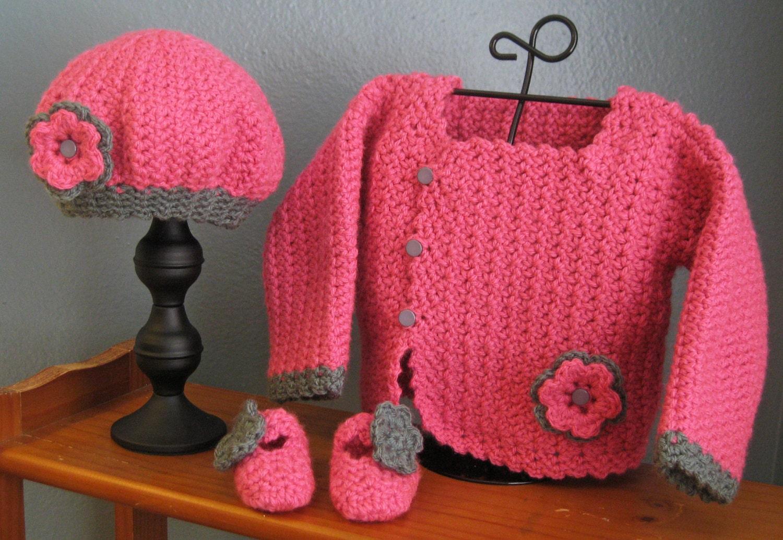 Amazoncom: baby girl sweater set