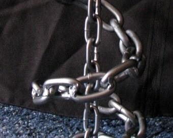 Custom Welded Metal Magical Chain