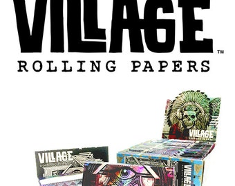Village Rolling Papers - 1 Pack - Side B