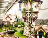 Bespoke Rapunzel Playhouses