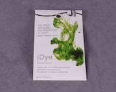 Jacquard iDye Natural Fiber Fabric Dye -  Kelly Green (JAC1421)
